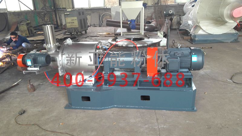 XYN_CJ400型超微粉碎机主机